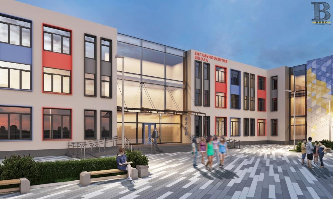 Картинки школа фасады